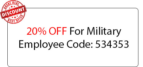 Military Employee Discount - Locksmith at Watauga, TX - Watauga Texas Locksmith